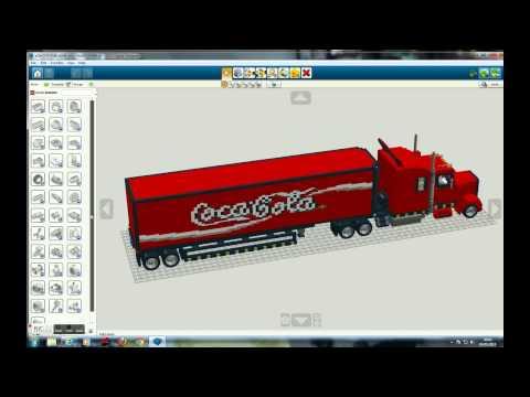 How To Work Lego Digital Designer