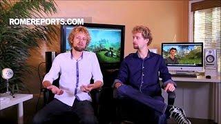 Trò chơi điện tử cực chất dựa trên Kinh Thánh đến từ hai Youtuber song sinh