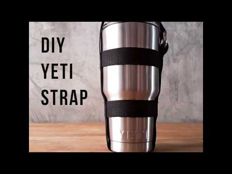 DIY Yeti Strap in 2 Styles !