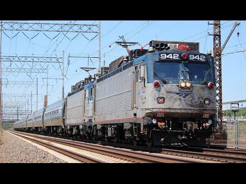 Farewell to the  Amtrak AEM-7 | Final Revenue Run