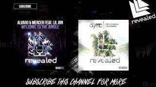 Alvaro & Mercer ft.Lil Jon & Dyro -Welcome To The Jungle vs Leprechauns & Unicorns (Hardwell MashUp)