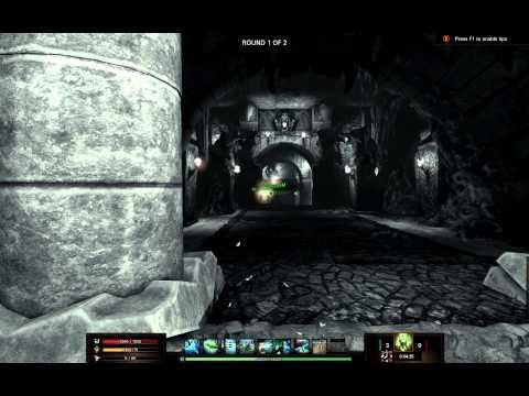 FORGE Beta .9: Capital Sewers - Troll Pit
