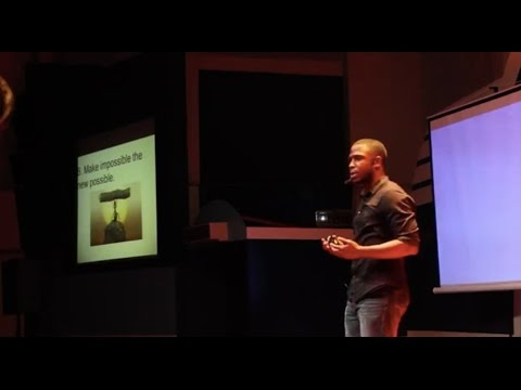 How to find your passion and inner awesomenes | Eugene Hennie | TEDxMMU