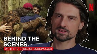 Peek Behind the Scenes with the Tribes of Europa Cast | Netflix