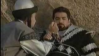 الحلقه الاخيره من مسلسل الفرسان ( مقتل قطز )