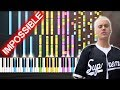 DJ Khaled - I'm the One ft. Justin Bieber - IMPOSSIBLE PIANO by PlutaX