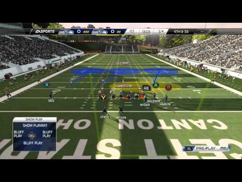 Madden 25-Best Blitz Scheme on Next Gen