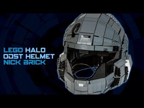 LEGO Wearable ODST Helmet - Halo