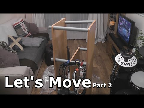 Moving House - Gaming Setup - Out With The Old - Part 2