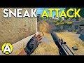 SNEAK ATTACK PUBG