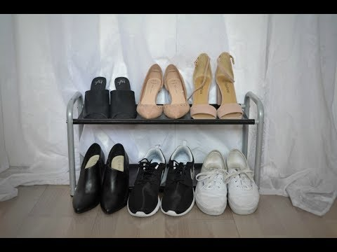 Shoe Collection with Tights + Socks