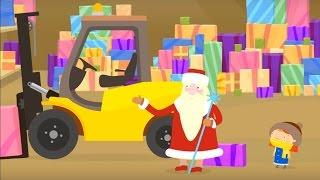 Zeichentrick #fürkinder - Doktor Mac Wheelie - Der Weihnachtsmann braucht Hilfe