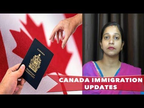CANADA IMMIGRATION UPDATE NEWS - JUNE 2018
