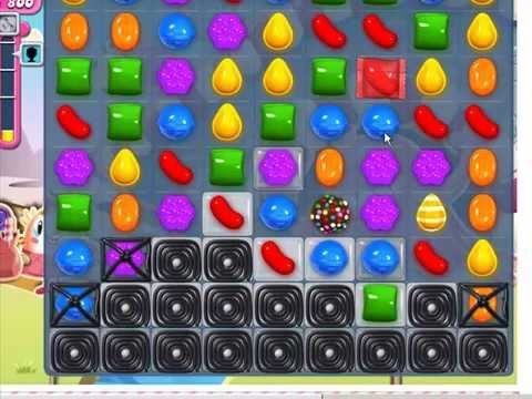 How I Beat Candy Crush Level 86 in 4 minutes