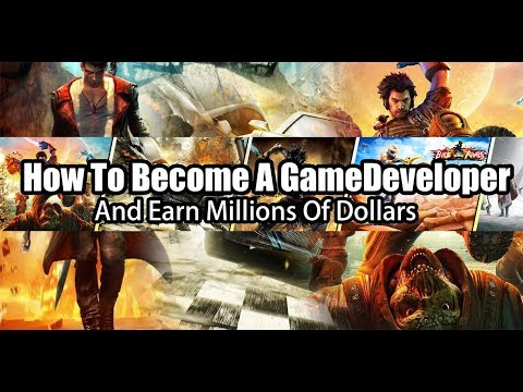 How to Become A GameDeveloper (Hindi / Urdu)