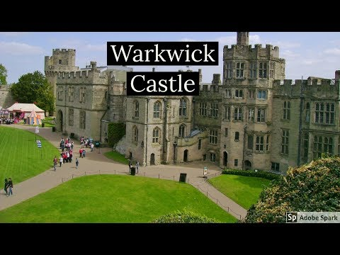 Travel Guide My Day Trip To Warwick Castle Warwickshire UK Review