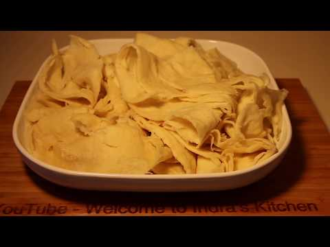 How To Make Buss Up Shut Roti [ Paratha ] Episode 44