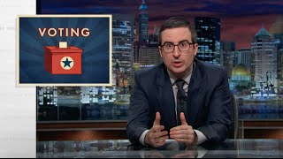Voting: Last Week Tonight with John Oliver (HBO)