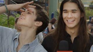 Descendants Cast Shows Off Dance Moves & Karaoke Skills