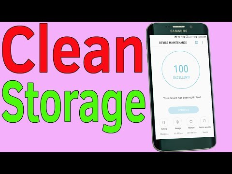 Android 7.0 : How To clear Phone Storage - Helping Mind