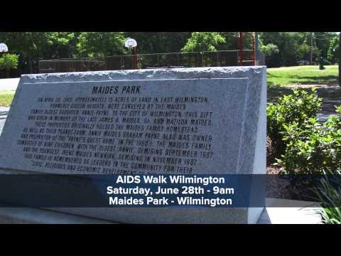 Health Minute - AIDS Walk Wilmington