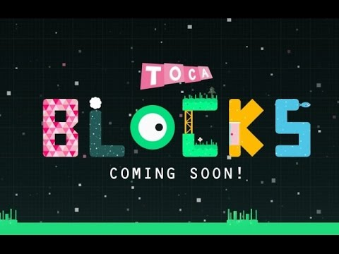 TOCA BLOCKS TUTORIAL How to Build a House, Cave, Tree and Springboard from Outerspace