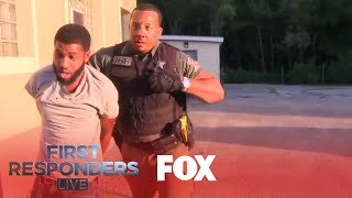 A Routine Traffic Stop Turns Ugly | Season 1 Ep. 7 | FIRST RESPONDERS LIVE