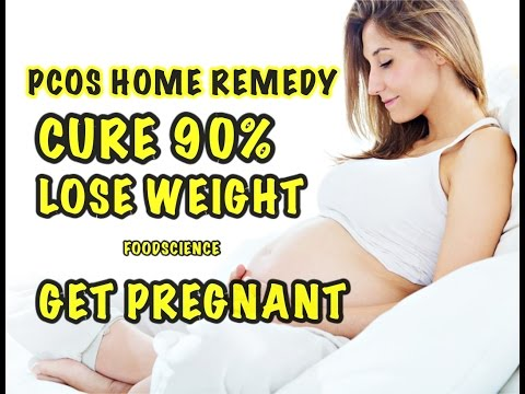 Get Pregnant Fast   Home Remedies Cure PCOD/PCOS With Most Effective Home Remedies