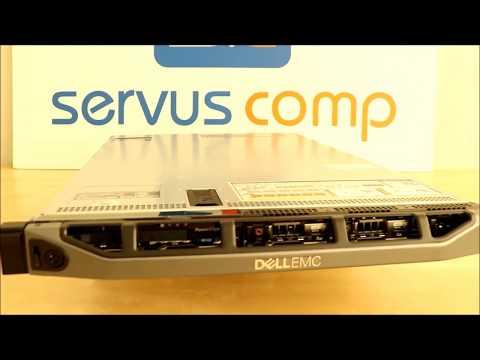 Serwer DellEMC PowerEdge R630 Servus Comp