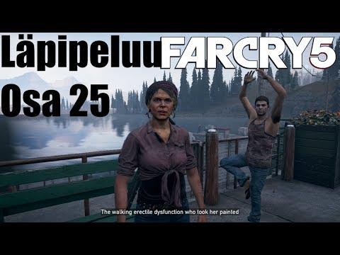 Far Cry 5 | Läpipeluu | Osa 25 | Tulipin Pelastaminen | Suomi/Finland/FIN