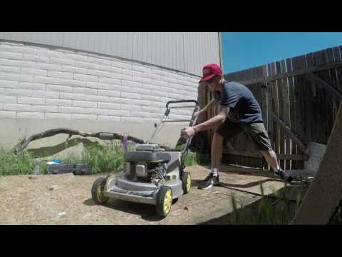 GoKart Part 1: Lawn Mower Engine?