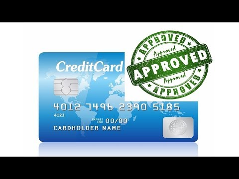 How To Get a Free Credit Card With Money on It - Instant Approval Credit Card - Loans Online