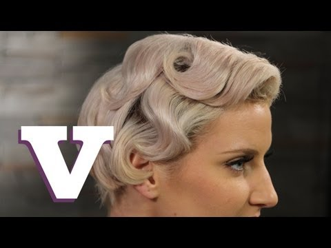 How To Do Great Gatsby Hair: Hair With Hollie - S02E7/8