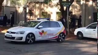 Hawks raid Gupta Saxonwold home