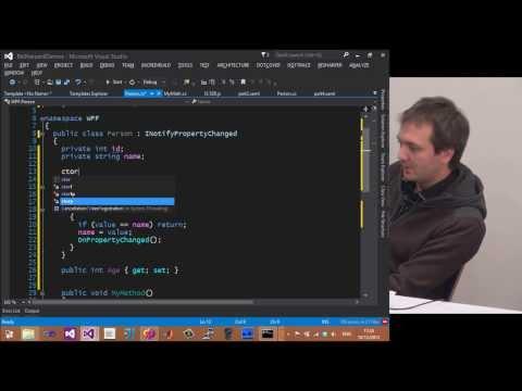 How ReSharper Improves Visual Studio 2013 - (Session 2: JetBrains .NET Evening in Prague)