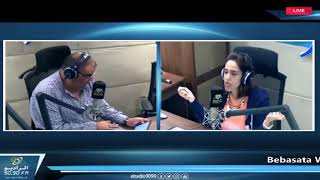 وجود الانترنت والسوشيال ميديا اسباب بعد الاهل عن بعض | مع طارق ابوالسعود و فاطمة مصطفى