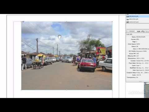 InDesign CS6 105: Working With Images - 16. Resolution and Resizing