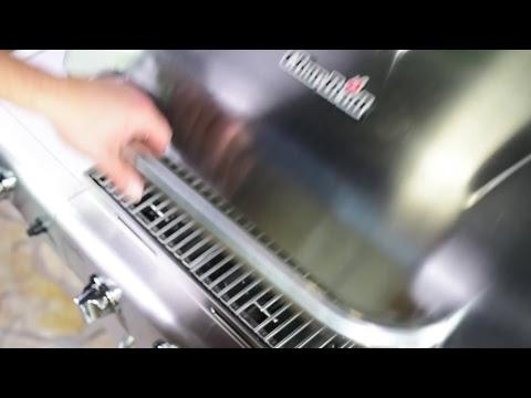 Char-Broil Advantage 4-Burner Gas Grill review 2017