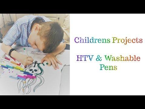 Cricut Childrens Projects