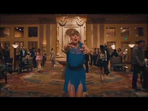 i put thomas the tank engine music over taylor swift's new video
