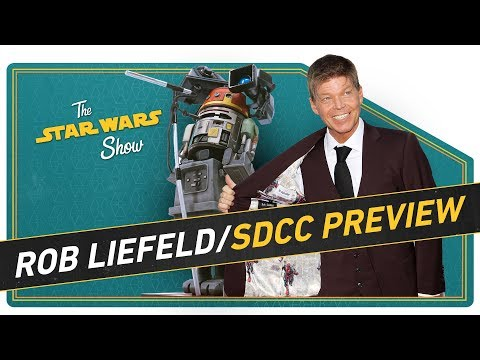 We Talk Boba Fett with Comic Creator Rob Liefeld and Get All the Details on Solo's Home Release!