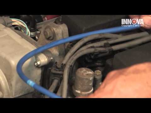 How to change Spark Plugs and Wires - 2000 Honda Civic