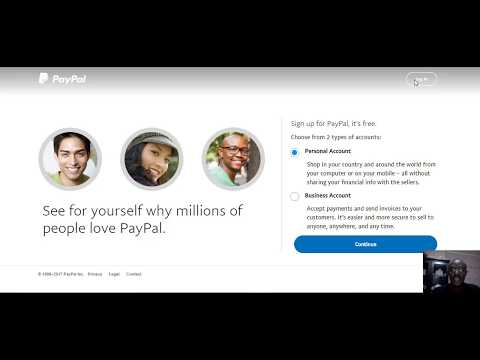 How To Create And Link A PayPal Account To A Payoneer Bank Account