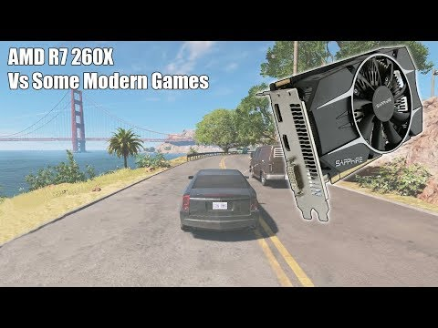 Can The Radeon R7 260X Still Game?