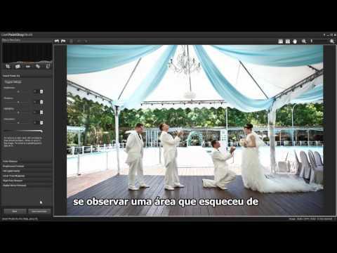 PaintShop Pro X4 - Mistura de fotos