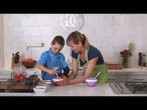 Make Personalized Frozen Treats in the Zoku Ice Cream Makers | Williams-Sonoma
