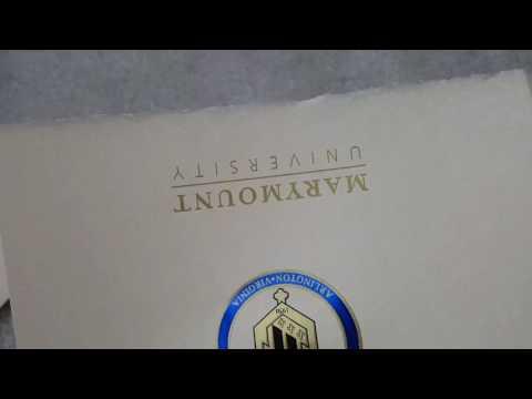 Folding Graduation Announcements - Detailed Video