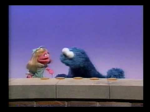 Sesame Street - The FIRST and LAST cookie
