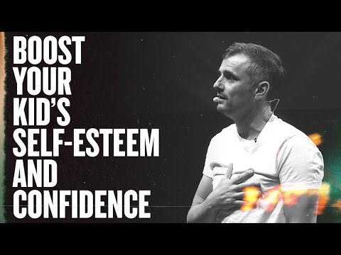 How to Give Your Kids Confidence and Self-Esteem