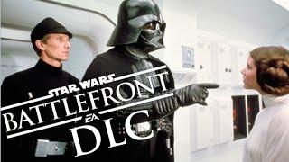Star Wars Battlefront (custom) DLC Teaser #4 - THE FINALE! Vader v Leia